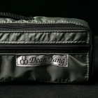 Deluxe Fleece-Lined Gray Case Cover, B foot or C foot