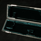 Deluxe Case with Teal Velvet Lining